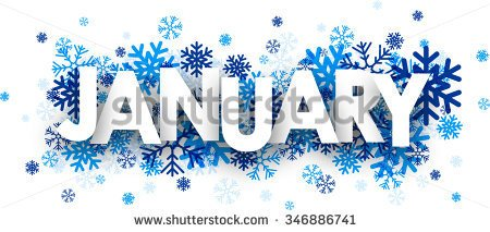 january sign with snowflakes pleasant valley church of the brethren
